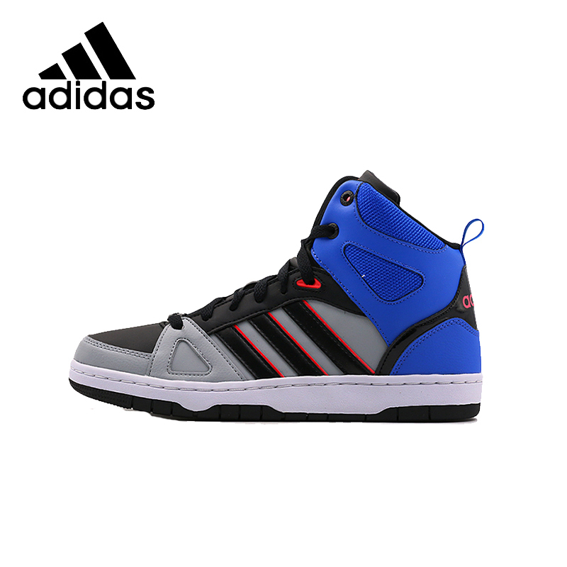 ADIDAS Original New Arrival Mens Skateboarding Shoes Waterproof Stability NEO Thermal  High Quality For Men Sneakers#AW4252 adidas original new arrival mens basketball shoes waterproof comfortable anti slip outdoor sport sneakers for men aq1361 aq1362