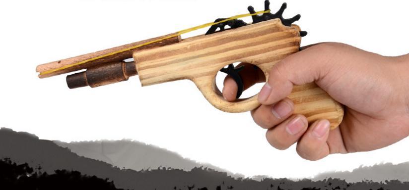 unidslote nios pistola de madera para aos de edad por encima de