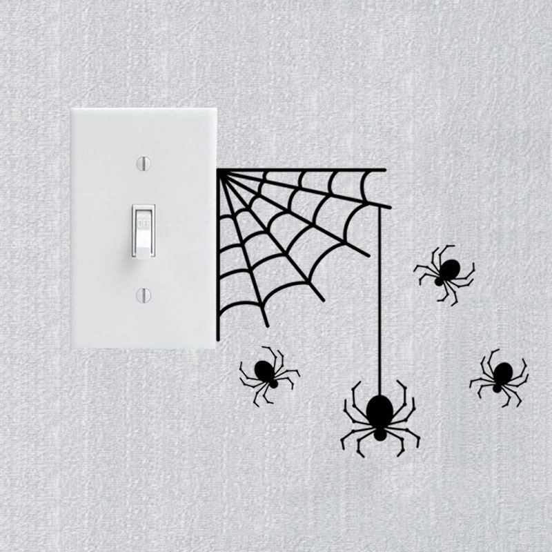 Halloween Wall Decor halloween wall decoration promotion-shop for promotional halloween