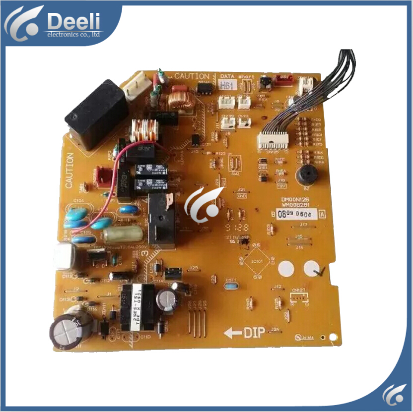 95% NEW  for air conditioning control board Computer board MSH-EC09VD MSH-CD09VD DM00N126 WM00B281 wi fi роутер tp link archer c20 archer c20