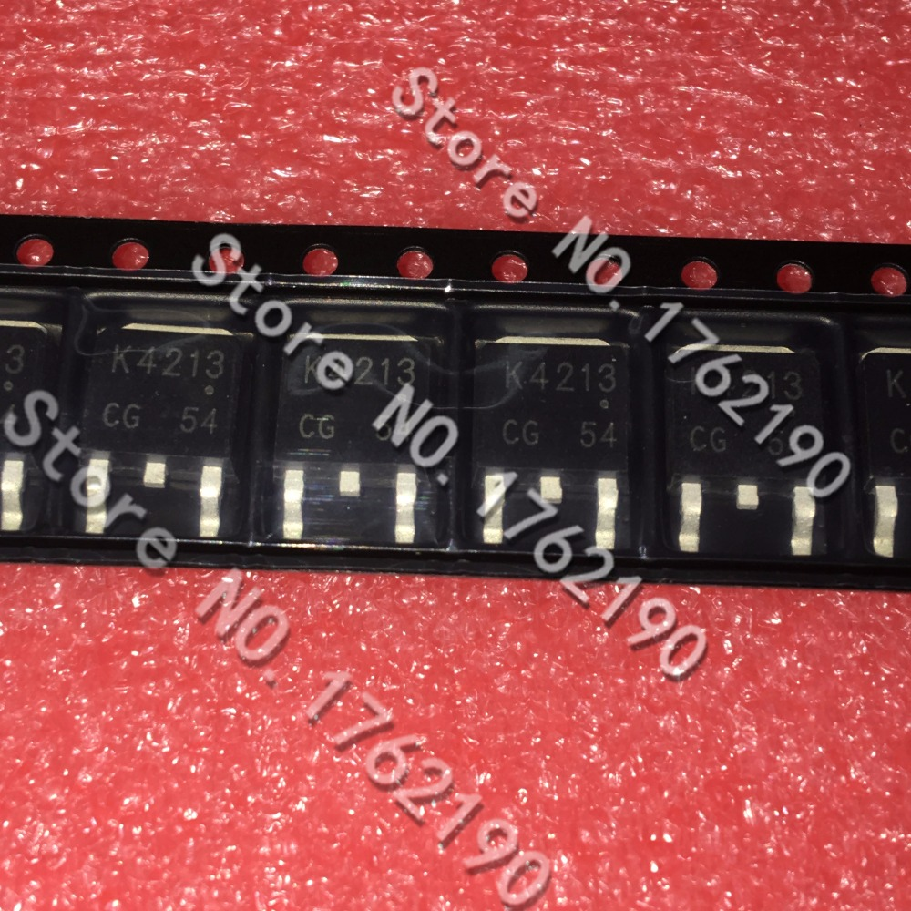 10PCS/LOT K4213 2SK4213 TO-252 MOS field effect transistor TO252