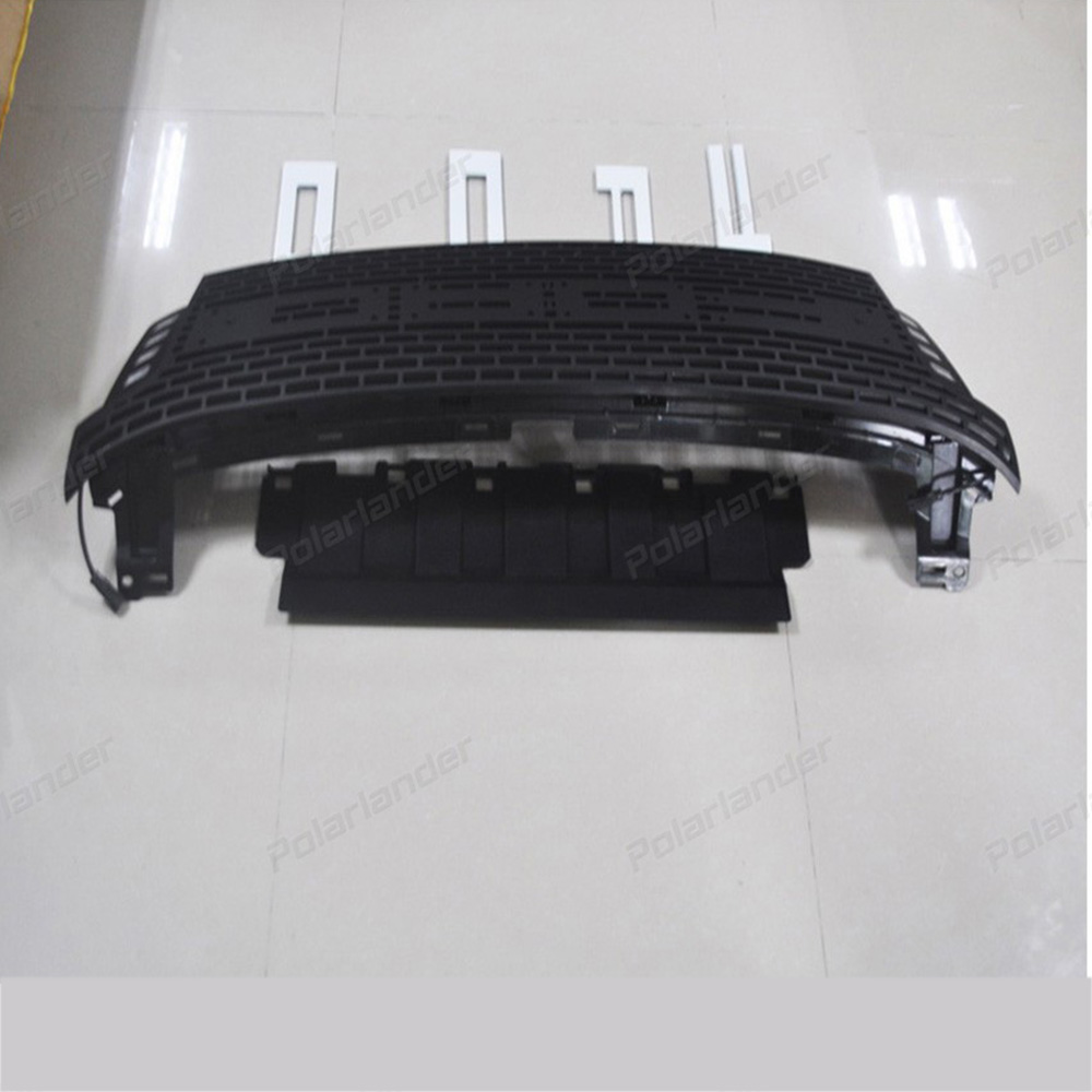 ranger grill LED  for ford for Ranger Racing grill grilleABS black front grill trim pickup 2012-2015