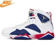 Nike Air Jordan 7 Olympic Alternate AJ7 Joe 7 Olympic Men's Basketball Shoes Sneakers,Original Outdoor Sports Shoes 304775 123