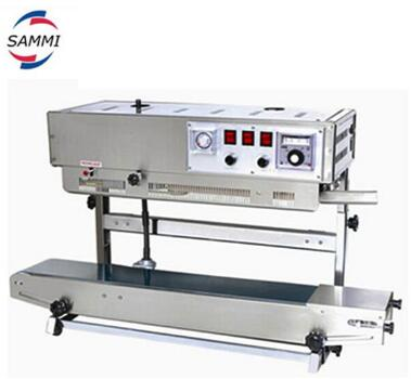 Good Quality Best Price 110V/220V Automatic Vertical Sealing Machine, Band Sealer For Sale