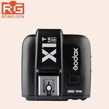 Новый Godox X1T-S TTL Беспроводной Триггер для Sony DSLR Камеры a77II, a7RII, a7R, a58 a99, ILCE6000L