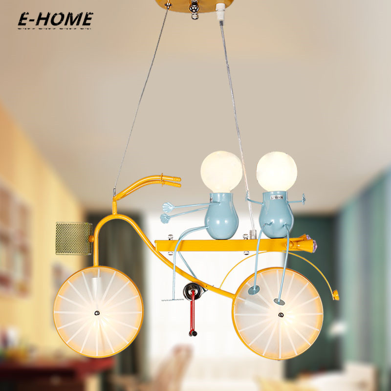 Simple creative Children wall lamp for Modern living room Bedroom Creative bedside lamp Corridor Aisle Stairs Balcony lamp