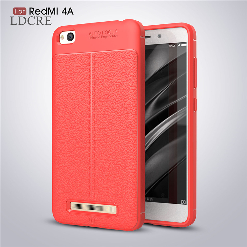 For Xiaomi Redmi 4A Case Cover For Redmi 4A Soft Case Protective TPU Silicone Coque Phone Fundas Cover Case For Xiaomi Redmi 4A