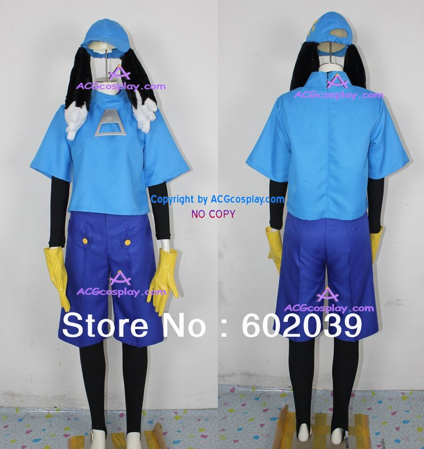 Klonoa Klonoa Cosplay Costume Include The Big Ear And Cap And Gloves
