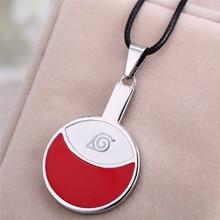 Naruto Sharingan Shippuuden Eyes Pendant Necklace For Women Men Black Chain Vintage Choker Statement Necklace Jewelry