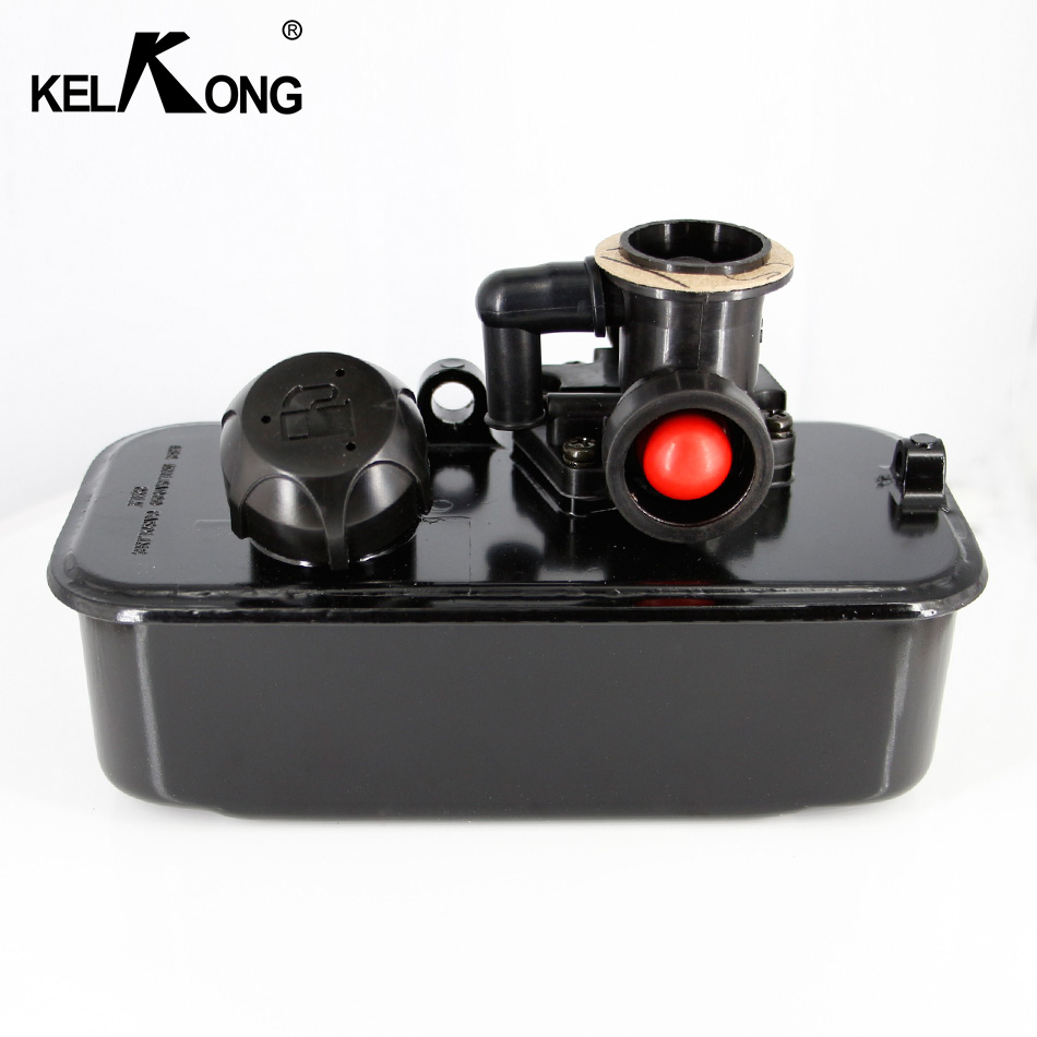 KELKONG Hot Sale Fuel Gas Tank and Carburetor Assembly For Briggs & Stratton Replaces Engines part 494406 498809 498809A AE0802