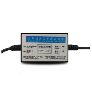 Image 2 - ミニusbハードワイヤキットdvr電源アダプタケーブル12/24に5v 2.5AためA12 M06 GS63H PG01 M17ダッシュカム低電圧保護