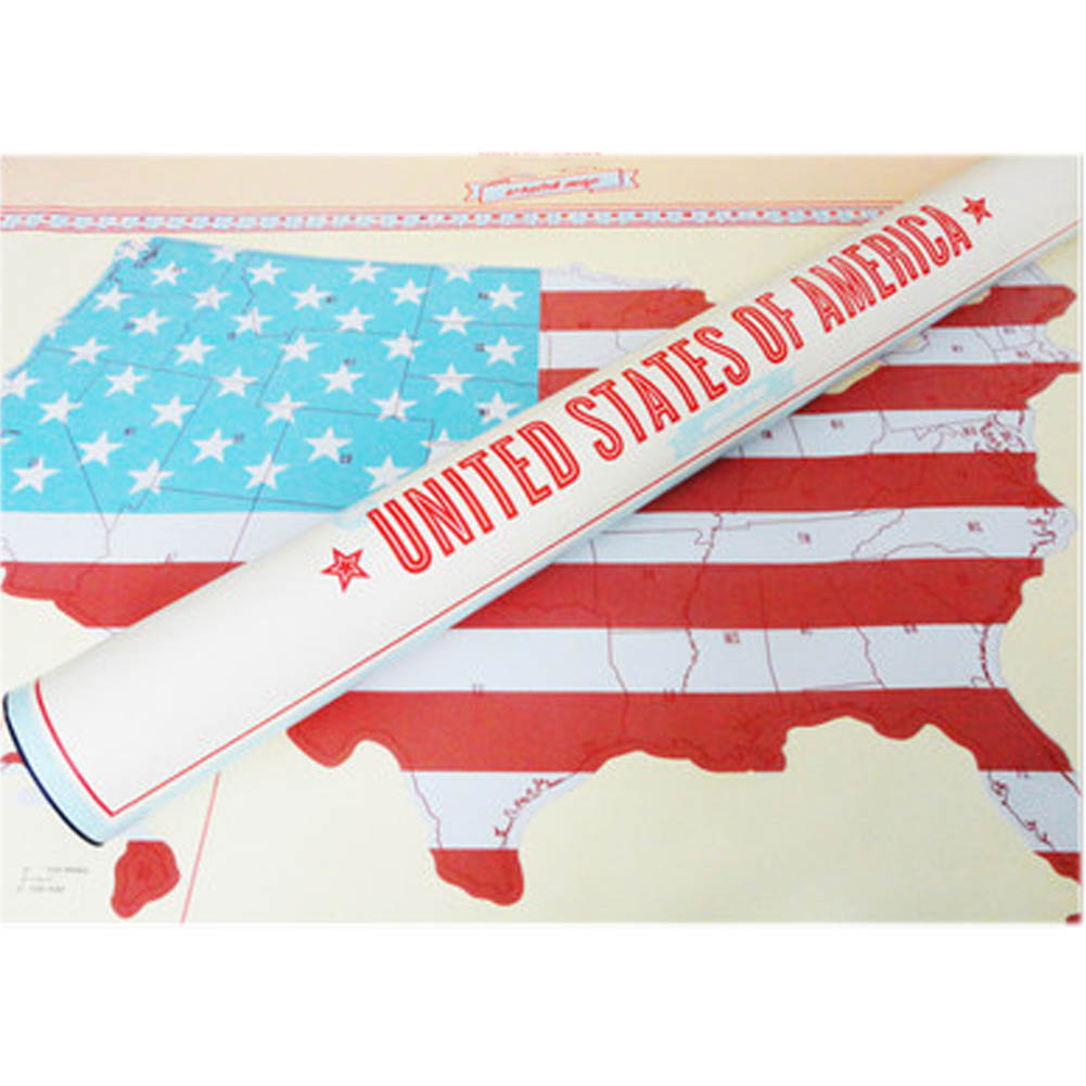 USA Scratch Map Interactive Travel Chart UncommonGoods Scratch - Scratch off us map