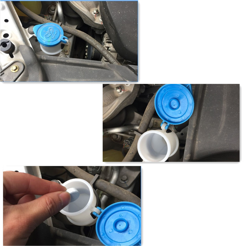 6pcs/pack Car Windshield Cleaning auto <font><b>Accessories</b></font> for silverado honda civic 2018 <font><b>suzuki</b></font> <font><b>celerio</b></font> w204 opel astra j nissan micra image