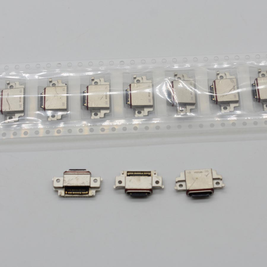 10pcs Original New For Samsung Galaxy A8 2018 SM-A530F SM-A530DS A530 A730 Type-C USB Dock Charging Port Connector Socket