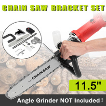 Angle-Grinder Chain-Saw Woodworking-Tool 150 Ac 100-125 Upgrade Changed Into M14/M16