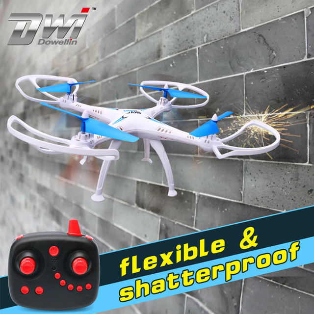 RC Drone Quadcopter Professional Not Syma X5C Remote Control Quadcopter RC Helicopter 2.4G 4CH 6 Axis Dwi Dowellin D5