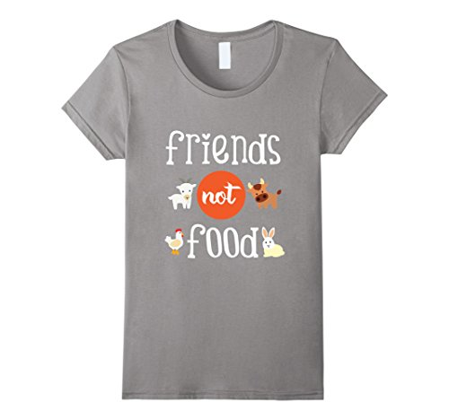 8df7bee2 Animals Are Friends Not Food Funny Vegetarian Vegan T Shirt Printed Funny T  Shirt Women Brand Clothing Black Hiphop-in T-Shirts from Women's Clothing  on ...