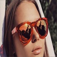 2017 NEW Fashion women's sunglasses Retro men's sun glasses female sun-stone Hot Vintage Round Lens Eyewear Gafas Oculos gift