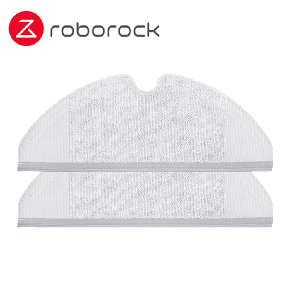 Image 5 - for Xiaomi Roborock Robot S50 S5 Vacuum Cleaner Spare Parts Kits Mop Cloths Wet Mopping filter Side Brush Roll Brush Water Tank-in Vacuum Cleaner Parts from Home Appliances