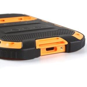 Image 5 - Alesser עבור Blackview BV6000 סוללה כיסוי מקרה עם מקרין סרט החלפת מגן סוללה כיסוי עבור Blackview BV6000