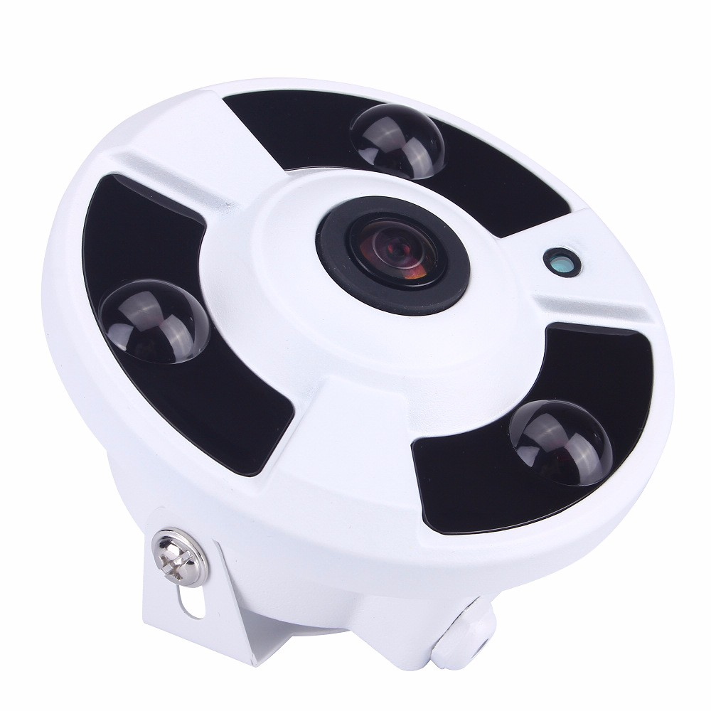 5MP 1.7mm Lens Fish Eye Wide Angle H.265  HI3516D +1/3 OV4689 4MP Panoramic IP Camera ONVIF,Motion Detection CCTV Surveillance 5MP 1.7mm Lens Fish Eye Wide Angle H.265  HI3516D +1/3 OV4689 4MP Panoramic IP Camera ONVIF,Motion Detection CCTV Surveillance