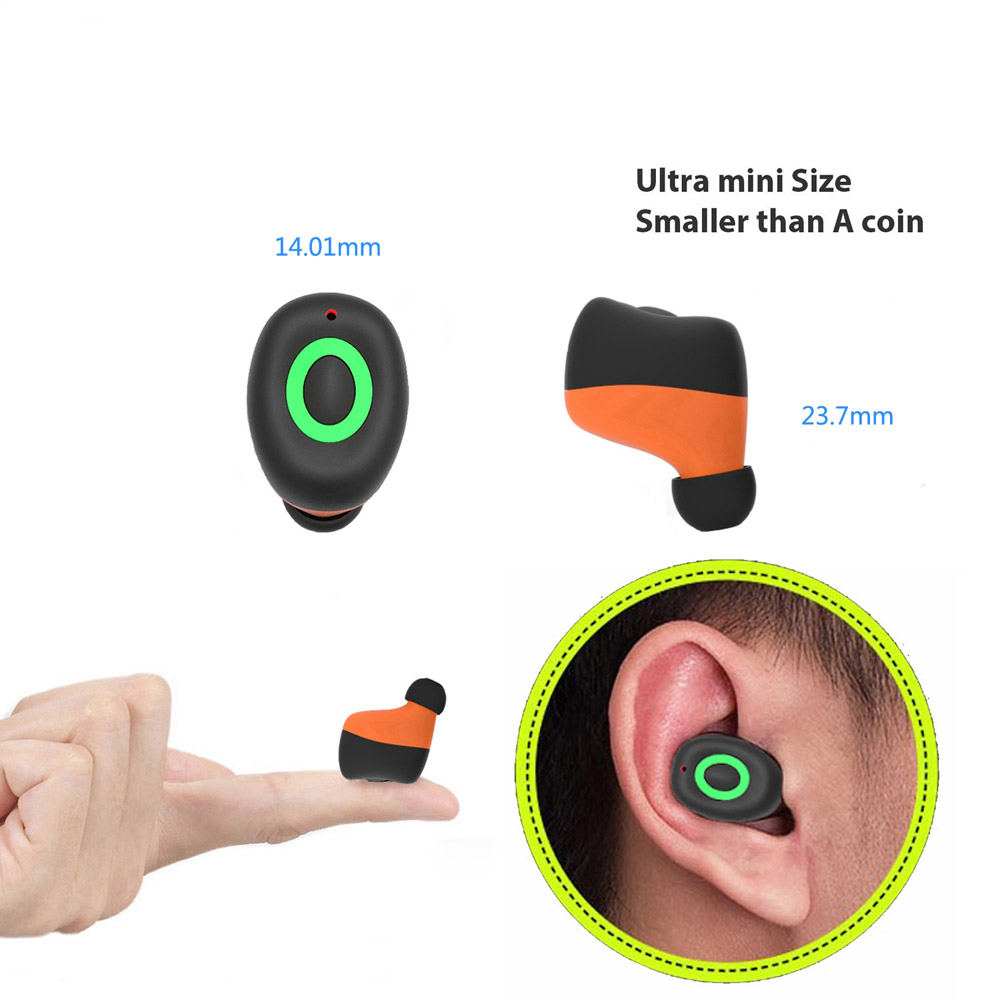 Q17 Sports Wireless Earphones with Microphone Sport Stereo bluetooth 4.2 Headset for MP3 Samsung Xiaomi True Wireless Earphones q каталог crazy earphones