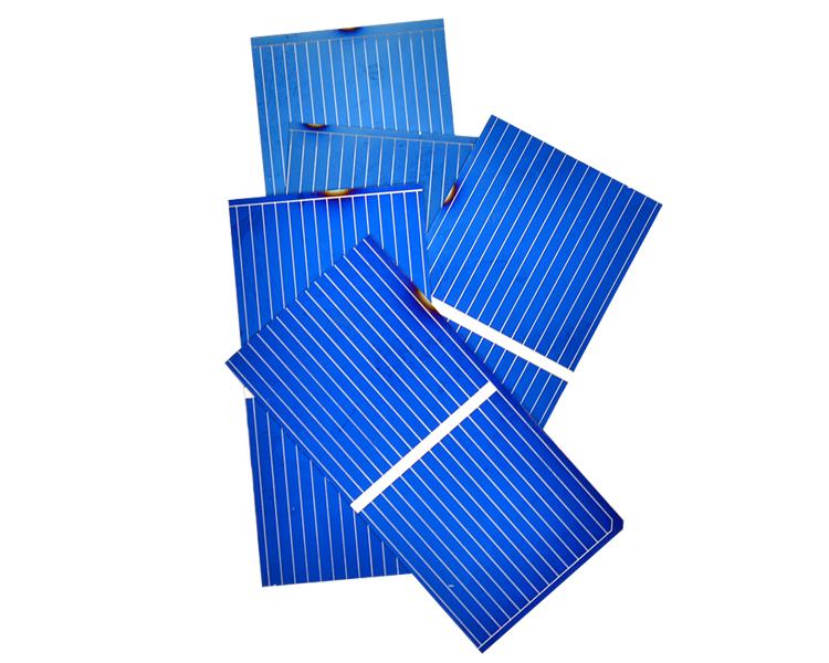 100Pcs Solar Panel China Painel Solar Polycrystalline Silicon Placa Solar DIY Panneau Solaire Solar Cells 52x26MM 0.45V 0.25W 5