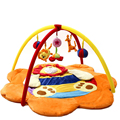 New Design Baby Plush Toy Music Puzzle Crawling Mat Baby Toys Lion Carpet Baby Gym Floor-BYC162 PT30