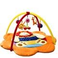 Novo Design Do Bebê de Brinquedo de Pelúcia Música Enigma Crawling Mat Brinquedos Do Bebê Do Leão Do Bebê Tapete Ginásio Floor-BYC162 PT30