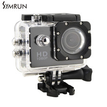 Symrun Оригинал SJ4000 4 К Спорт Действий Камеры + Дополнительная 1 шт. Бесплатная Доставка батарея 1080 P Full Hd SJ4000