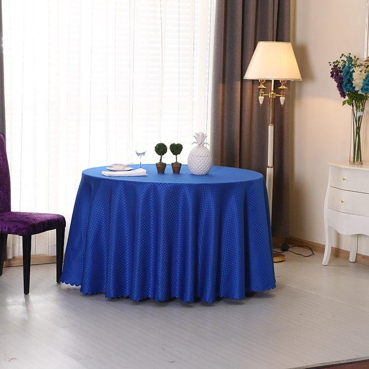 Online get cheap 60 inch round tablecloths - Manteles para mesa ...