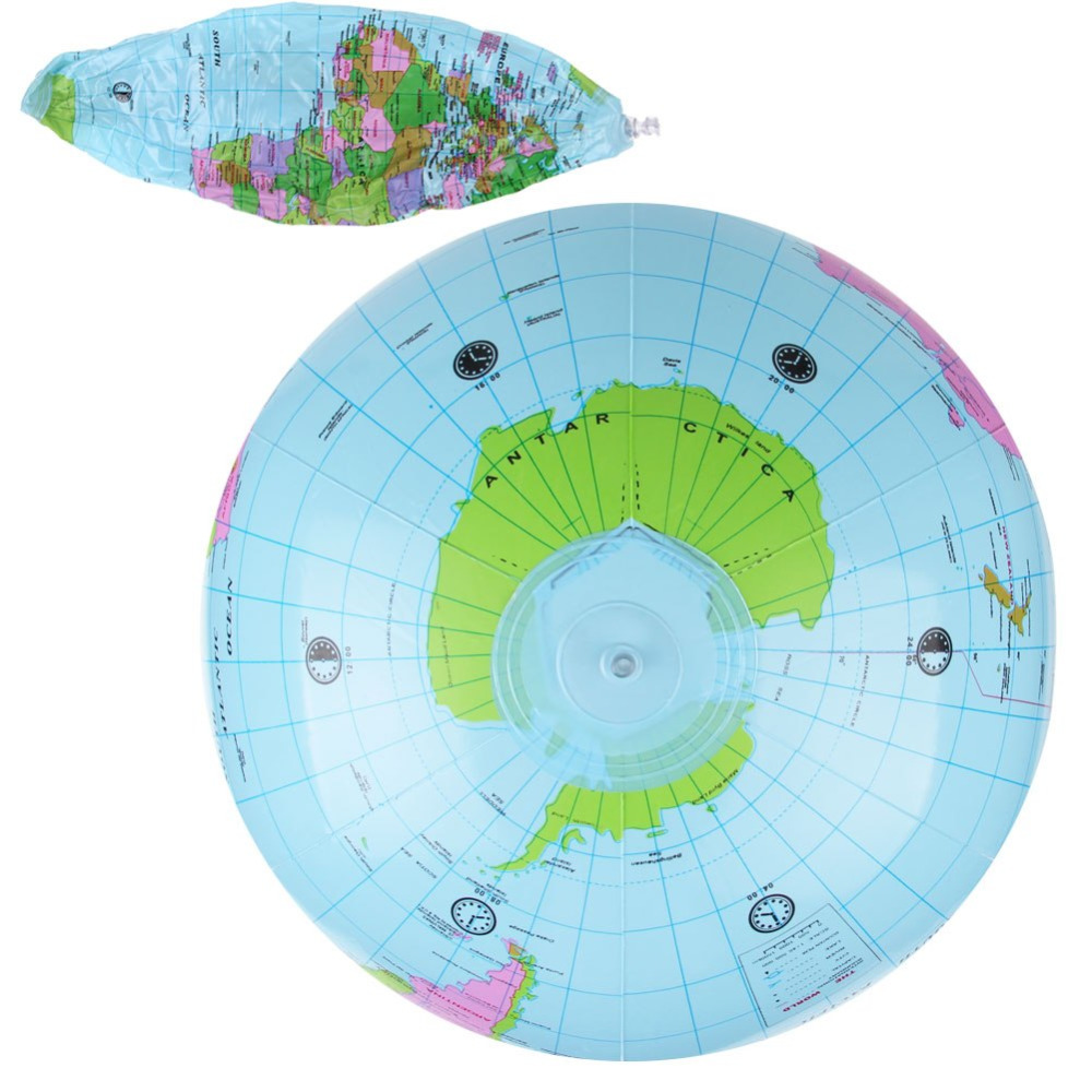 Earth globe inflate inflatable earth world teacher beachball earth globe inflate inflatable earth world teacher beachball geography in english cute toy in toy balls from toys hobbies on aliexpress alibaba gumiabroncs Images