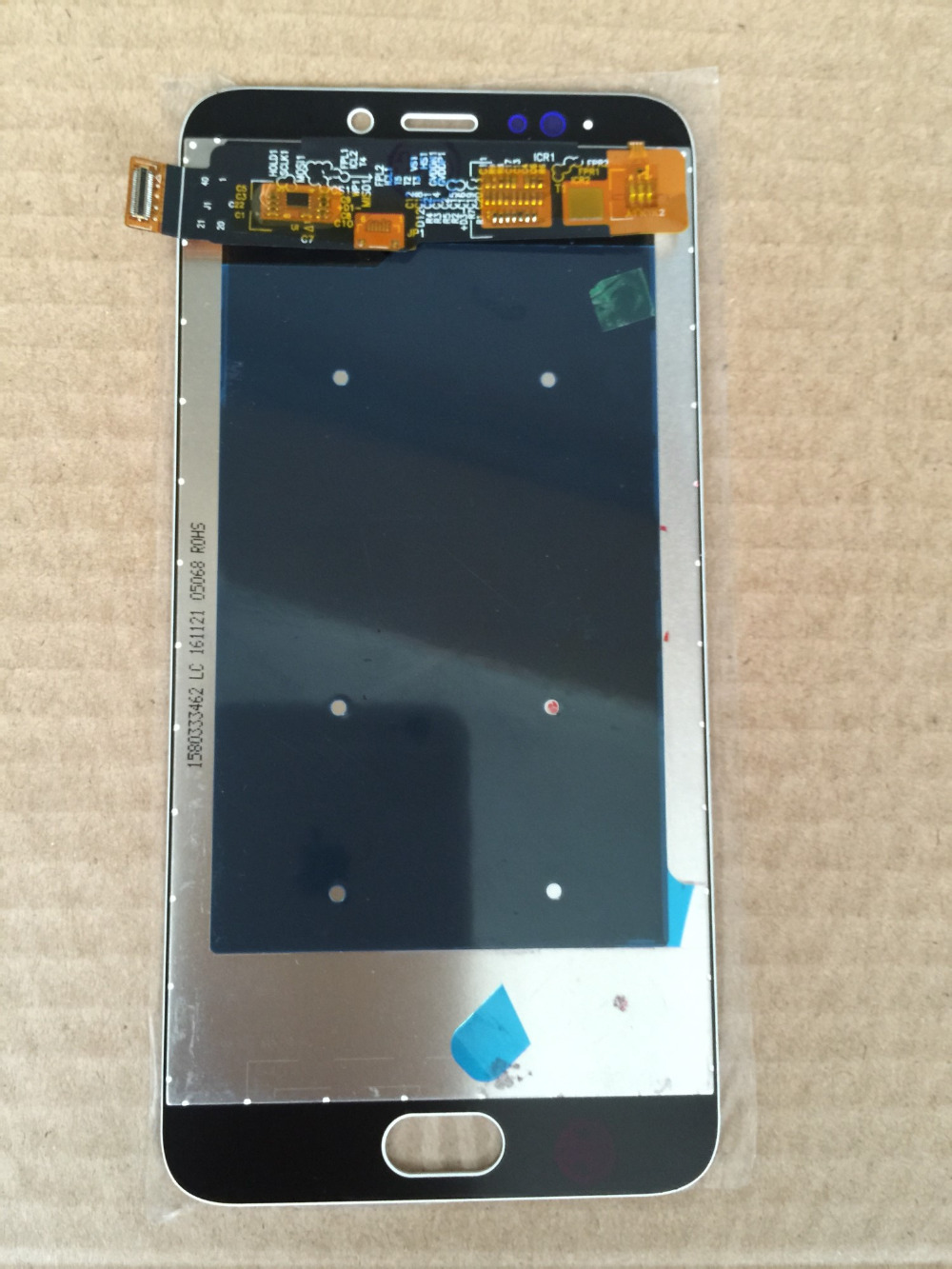 High Quality Black/White/Gold For Hyundai Ultra Live II LCD DIsplay + Touch Screen Digitizer Assembly Replacement Free Shipping