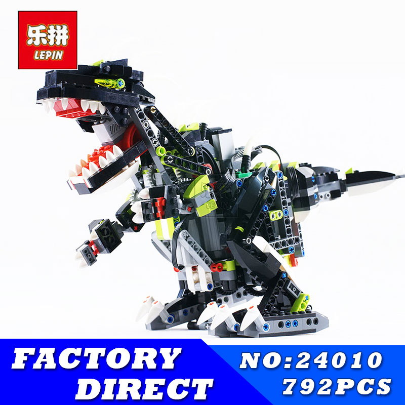 Science and Technology Building Blocks LEPIN 24010 792Pcs Super 3 in 1 Dinosaur Remote Control Sound Function Toys for Boys Gift другие beijing legal compass on education science and technology 2015