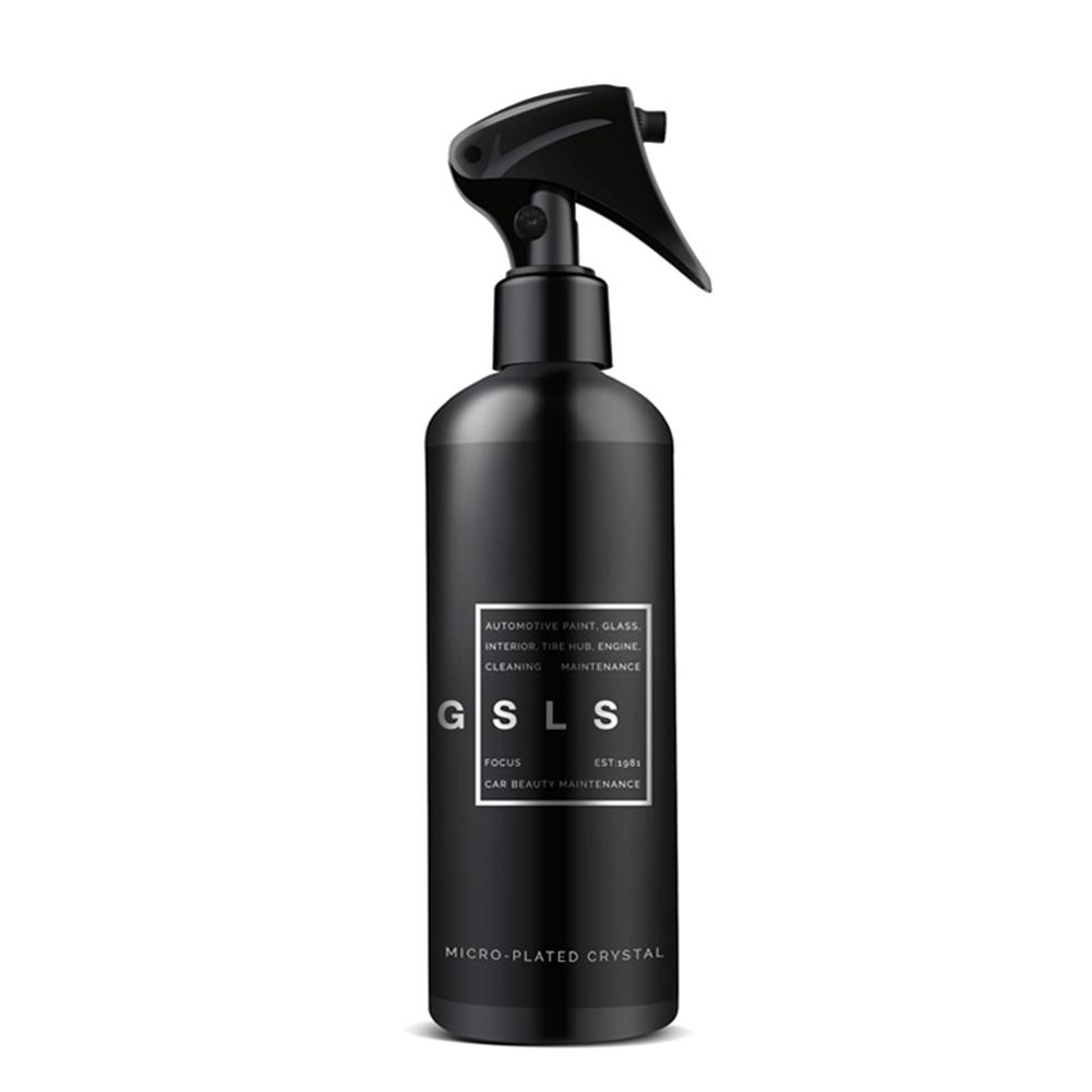 Professional 300ML Full Car Nano Coating Liquid Hydrophobic Spray Wax For Whole Car Body Instrument Panel Leather