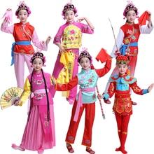 Hua mulan costumi per le ragazze di pechino costumi d opera dramma abbigliamento  per la danza del festival di danza costumi per . df7f59a9f88