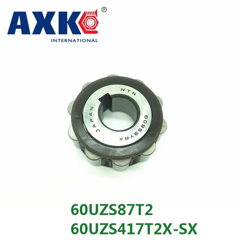 AXK KOYO High quality single row eccentric bearing  60UZS87T2  60UZS417T2X-SX axk koyo brass cage single row eccentric bearing 617ysx 60uzs87
