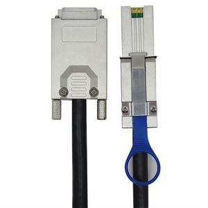Image 4 - CableDeconn Infiniband SFF 8470 SAS34 To MINI SAS26P SFF 8088 Data Transfer Cable, 1M