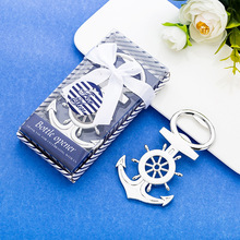 Unique Anchor Shaped Beer Bottle Opener Creative Gift for Wedding Birthday Wine Opener Cooking Tools