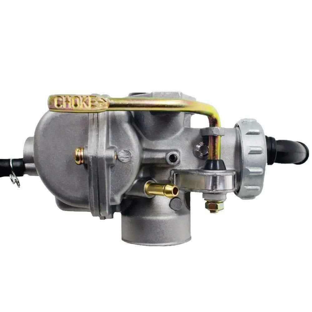 PZ20 ATV ATC12 Paduan Aluminium Karburator Carburador untuk Taotao NST Sunl Kazuma Baja 50cc 70cc 90cc 110cc 125cc