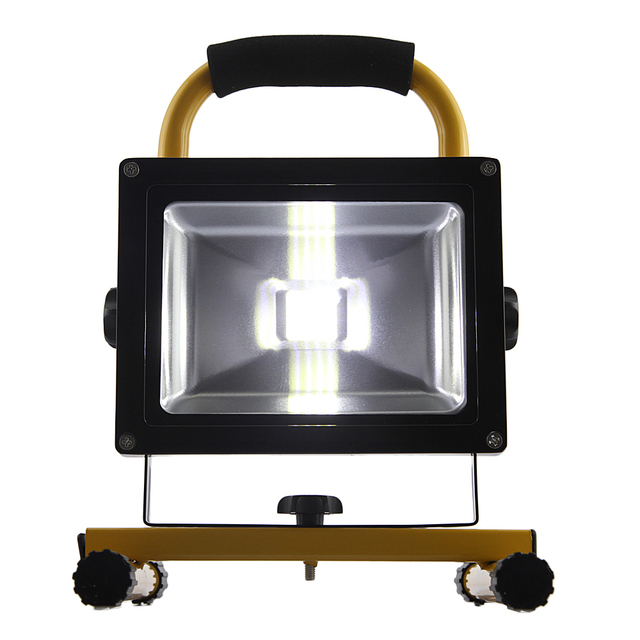 Gr stock portable outdoor camping lights spotlight energy saving gr stock portable outdoor camping lights spotlight energy saving waterproof 20w led rechargeable flood light mozeypictures Gallery