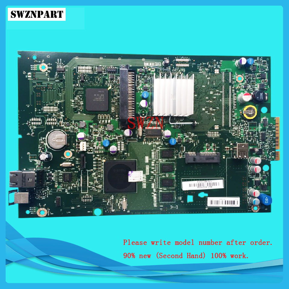 FORMATTER PCA ASSY Formatter Board logic Main Board MainBoard mother board for HP5525 5525DN 5525N CP5525M CP5525DN CP5520DN