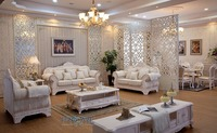 Malaysia Fabric Sofa Set Solid Wood Furniture Modern Living Room Furniture Sets Oak Furniture China For