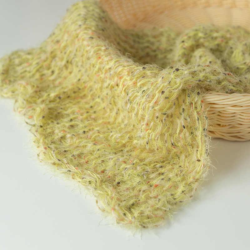 Хит продаж! Горячее предложение! Крючки для вязания шерстью для детской фотосессии корзина одеяла плед из ангорской козьей шерсти для студии flocati новорожденный реквизит для фотосъемки