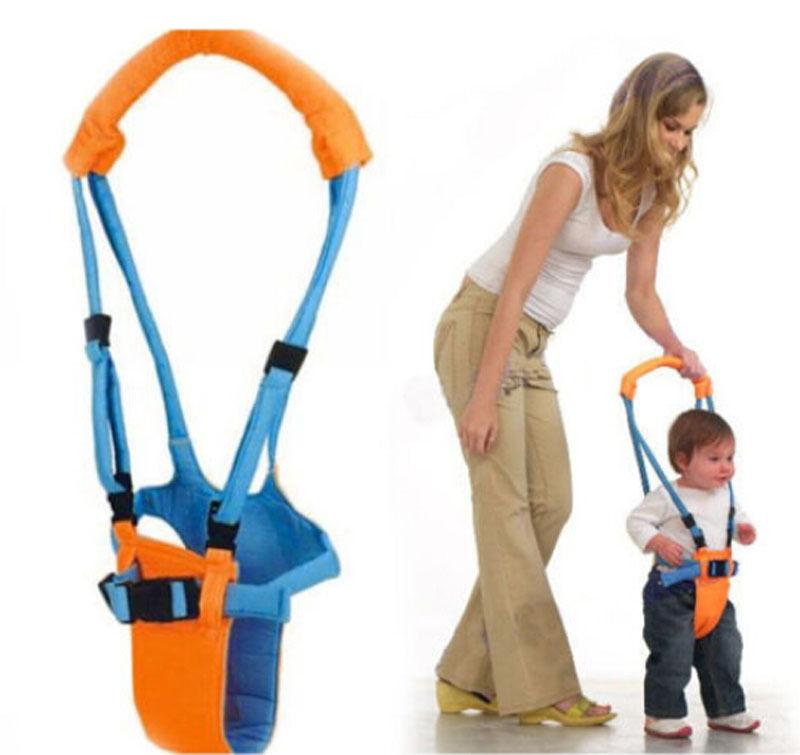 Kid Baby Infant Toddler Harness Walk Learning Assistant Walker Jumper Strap Belt