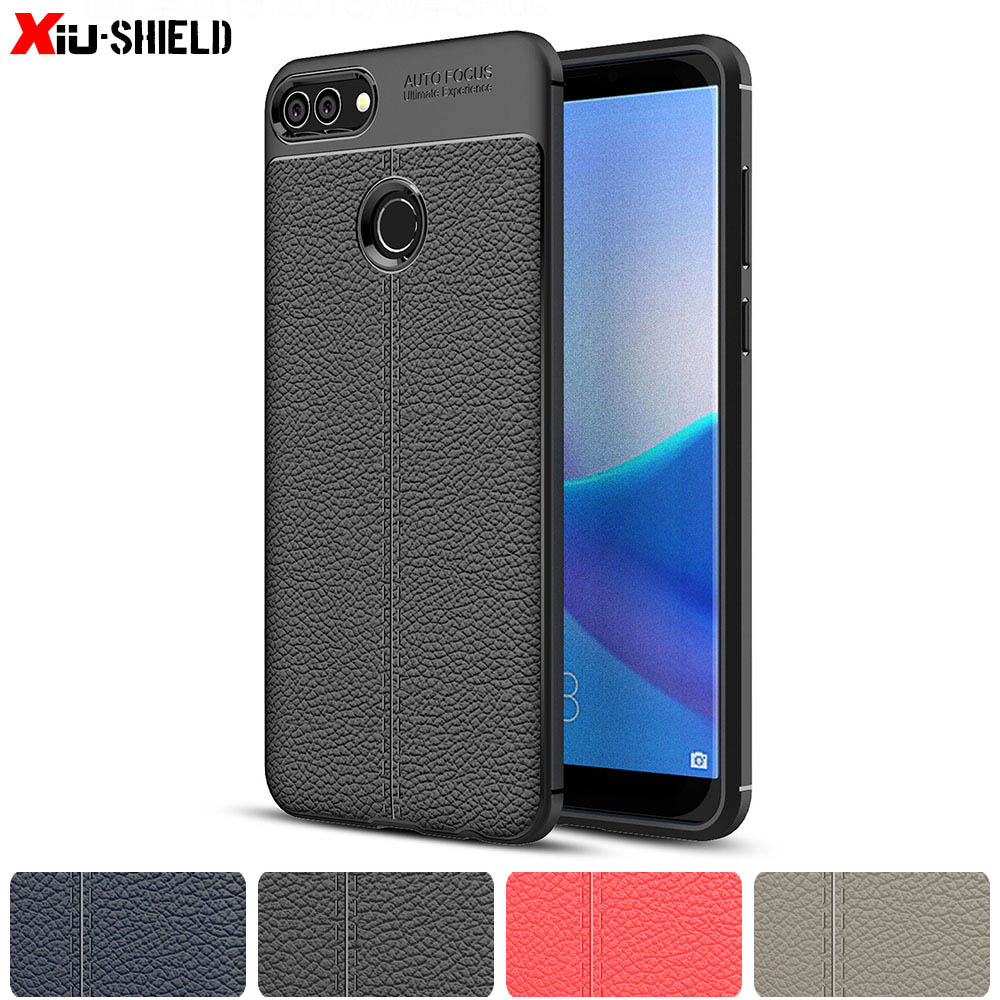 Glitter Case For Huawei Y9 2018 Dynamic Liquid Quicksand Phone Cases Fla-l21 Fla-lx2 Fla-lx1 Fla-lx3 Soft Silicone Fitted Cover Latest Fashion Phone Bags & Cases Cellphones & Telecommunications