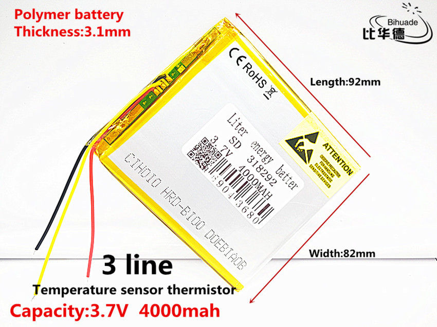 3 Lines 318292 Battery 7