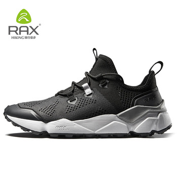 Rax New Mens Running Shoes Breathable Running Sneakers Athletic Jogging Sneakers Men Women Trainers Air Mesh Sports Sneakers Man