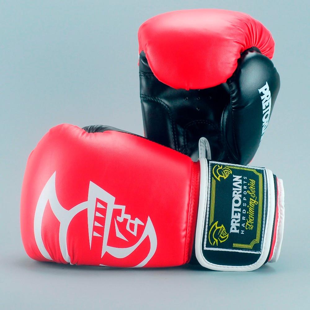 8 16 oz de fitness concessão luva boxe pretorian mma training Luvas de boxe  Em couro Rosa PU Mulheres Muay Thai Arte Marcial Misturada Mitts em de no  ... 50a26dd89f3d5