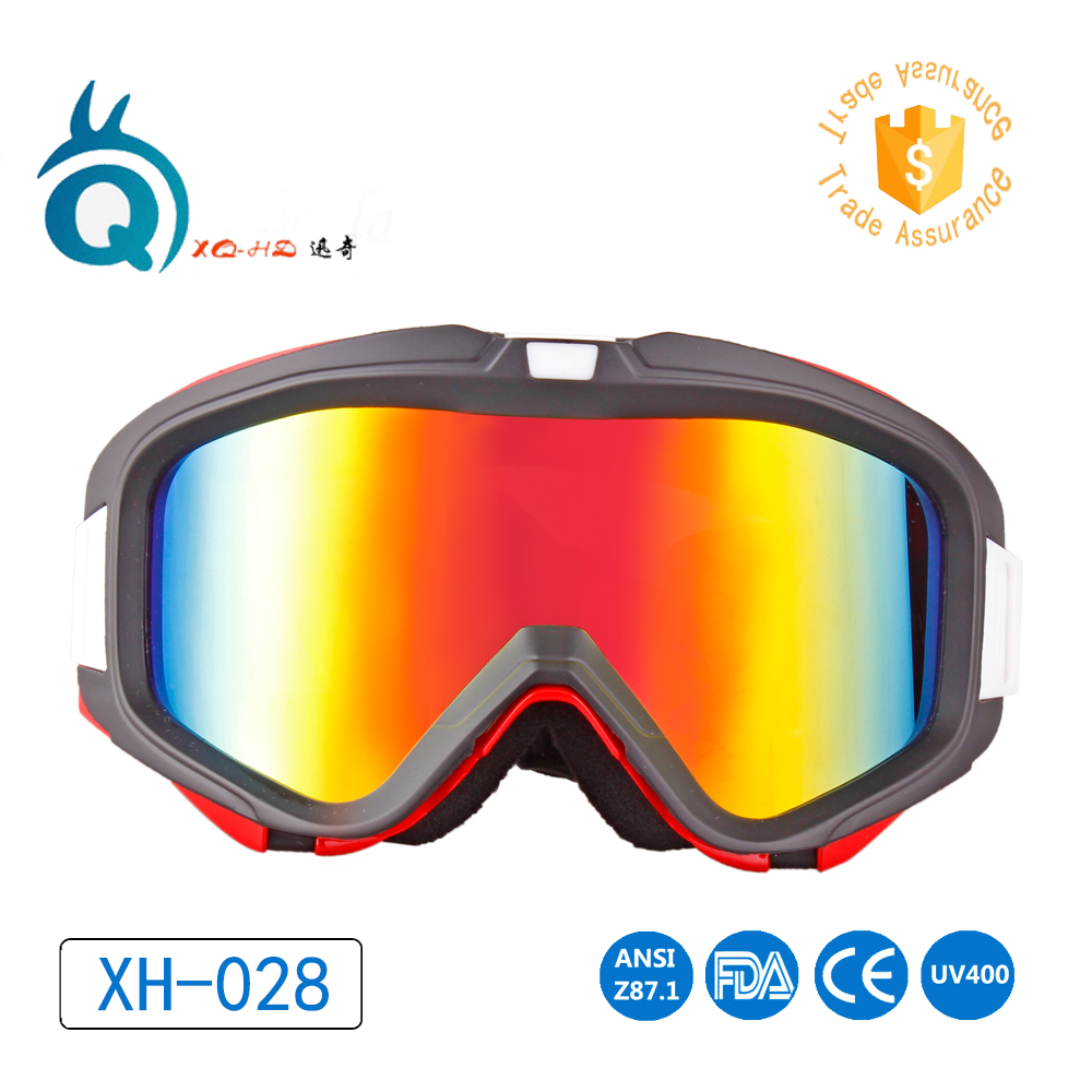 China maunfacturer font b sport b font Detachable mirror Anti fog lens custom glasses winter font